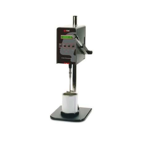 Digital krebs viscometer